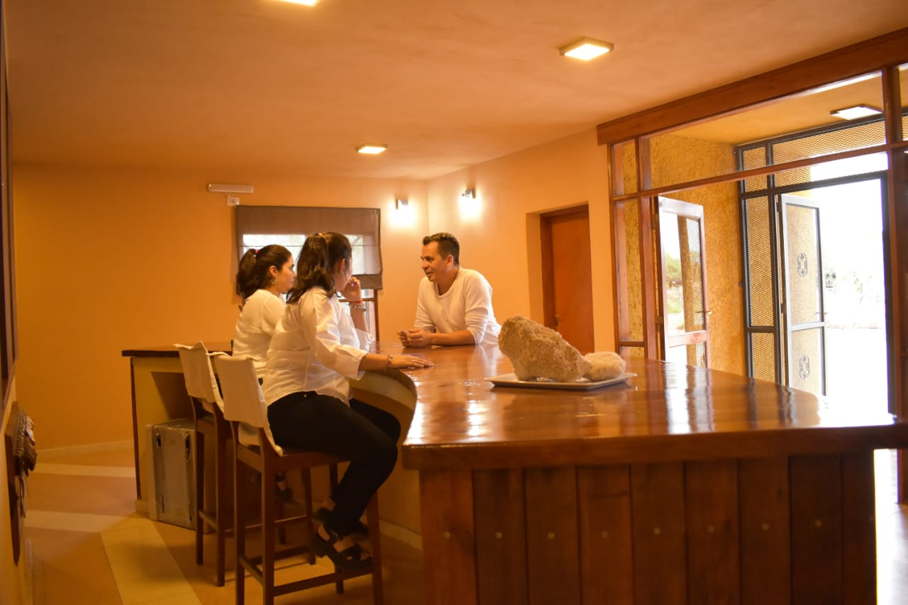 Nuestro hotel